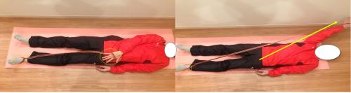 脊柱起立筋トレーニング