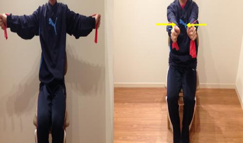 上肢トレーニング2