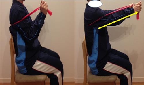 上肢トレーニング01