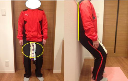 仙腸関節安定化トレーニング