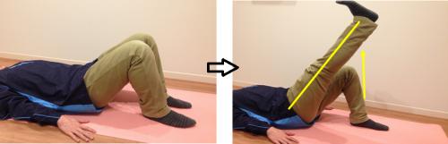 大腿直筋トレーニング