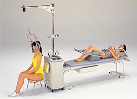 牽引治療器