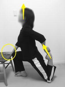 大腿直筋・腸腰筋筋膜リリース