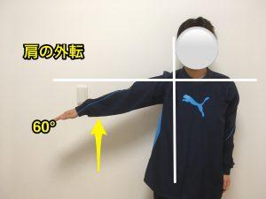 painful arc test(ペインフルアークテスト)