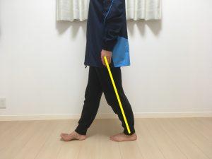 股関節伸展・立脚後期