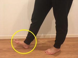 膝周囲筋の再教育