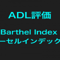 Barthel Index(バーセルインデックス)